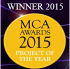 MCA Project of the year 2015